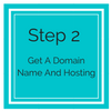 Get A Domain Name and Hosting