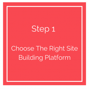 Choose the Right Site Building Platform