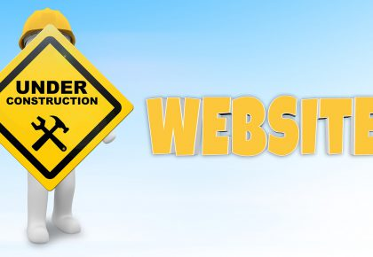 How to build a small business website for free