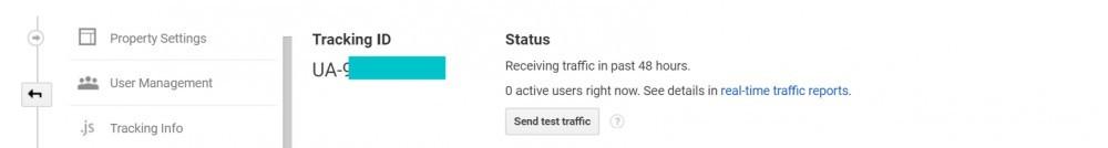 Beast SEO - Google Analytics Google Tracking ID