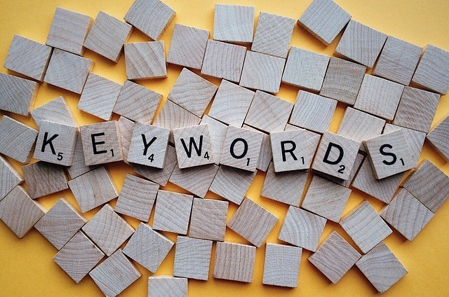 Optimize your keywords