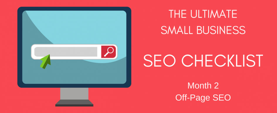 The Ultimate Small Business SEO Checklist