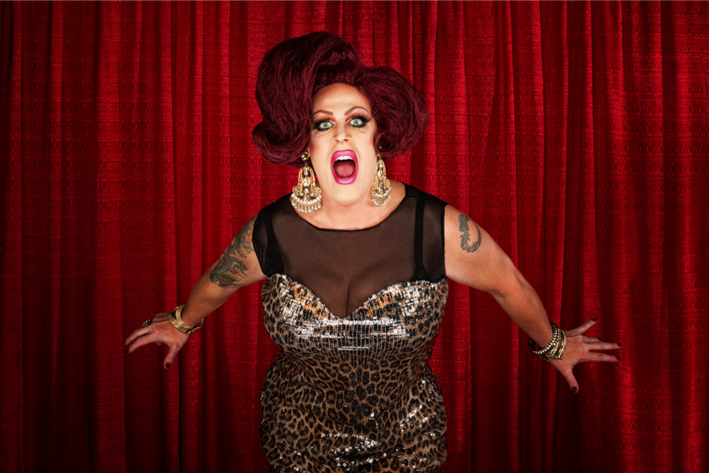 Drag queen website