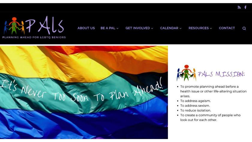 Planning Ahead for LGBTQ Seniors